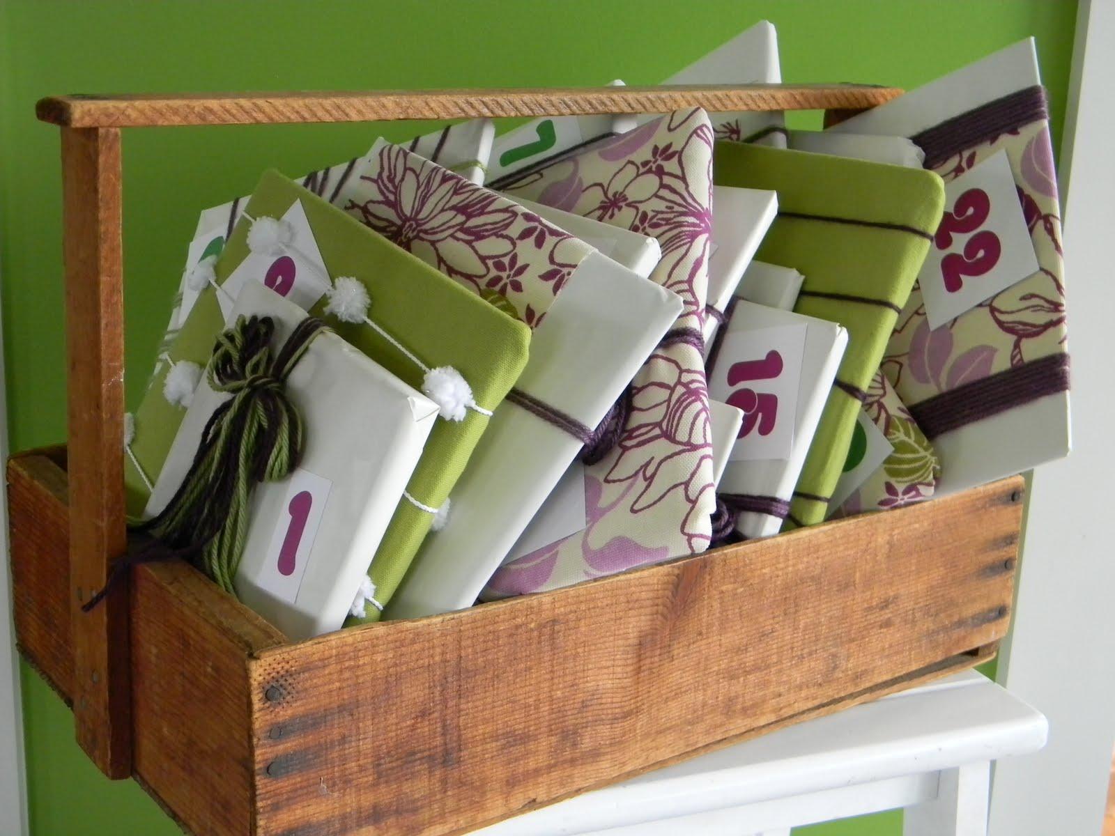 Book Advent Calendar Ideas : Book advent calendar ideas south shore mamas