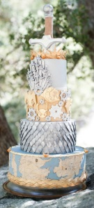 GameofThrones cake