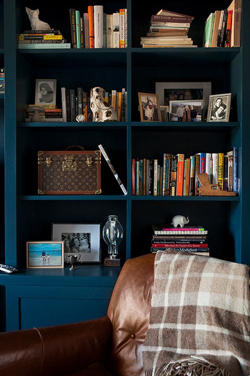 DesignSponge Bookshelf
