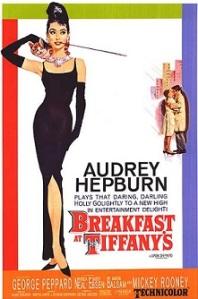 Breakfast at Tiffanys Movie Poster
