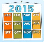 Book A Month Calendar