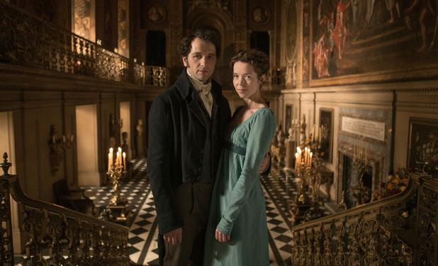 Darcys at Pemberley