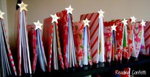 book tree advent calendar