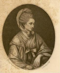 Elizabeth Montagu by Frances Reynolds
