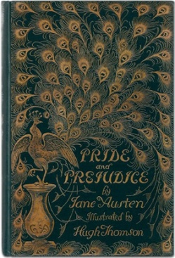 Pride and Prejudice 1895 edition illustrated by Hugh Thomson