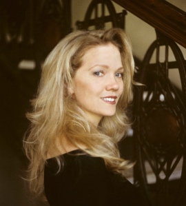 Novelist Tasha Alexander