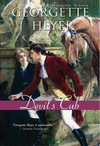 Devil's Cub cover