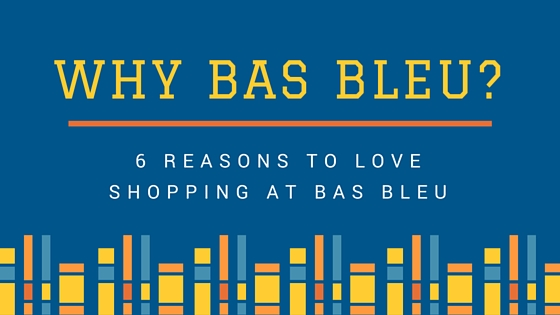 6 Reasons to Shop at Bas Bleu