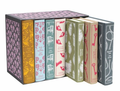 """Our Jane Austen Boxed Collection includes """"Lady Susan"""" in """"Love and Freindship,"""" the volume of Austen's juvenile writings."""