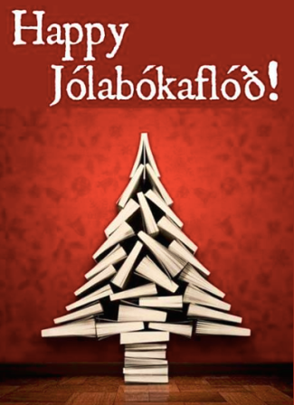 Image result for Jólabókaflóð